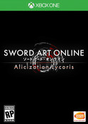 Sword Art Online Alicization Lycoris Xbox One Game