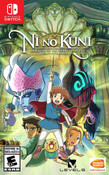 Ni no Kuni Wrath of the White Witch Nintendo Switch Game