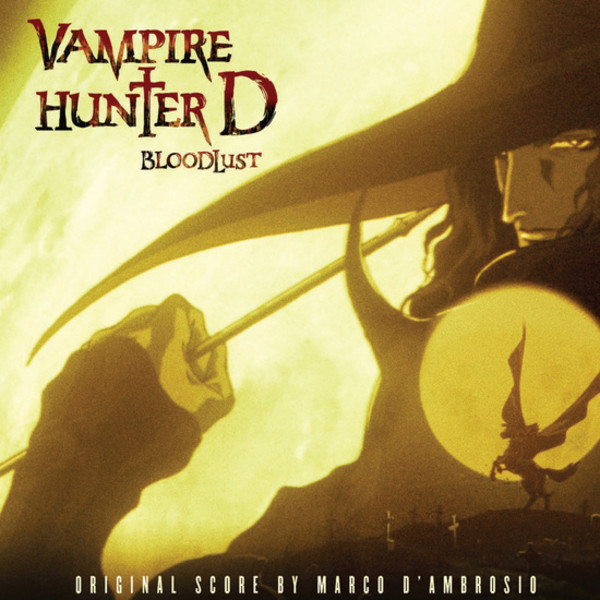 Vampire Hunter D Bloodlust Vinyl Soundtrack