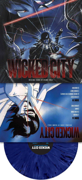 WICKED CITY Vinyl Soundtrack