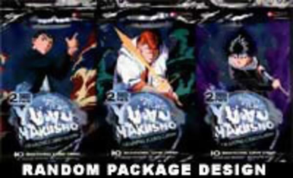 Yu Yu Hakusho Trading Card Game: Ghost Files Booster Pack