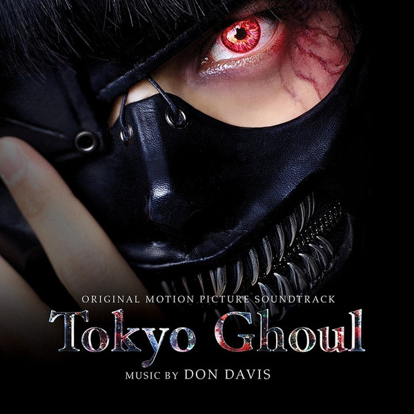 Tokyo Ghoul Original Motion Picture Soundtrack CD