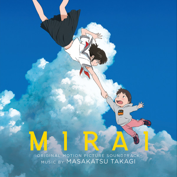 Mirai Original Motion Picture Soundtrack CD