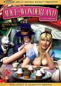 Alice In Wonderland: A XXX Parody DVD