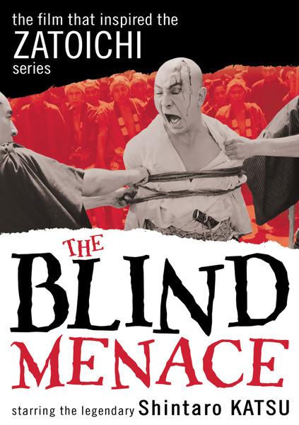 The Blind Menace DVD