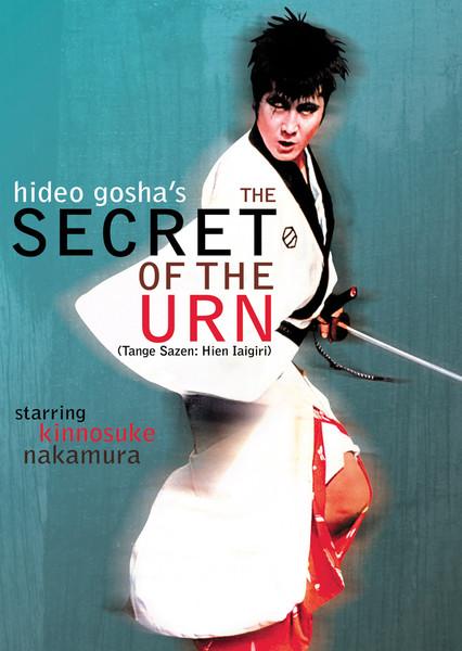 Secret of the Urn DVD