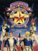 Adventures of Galaxy Rangers Collection 2 DVD