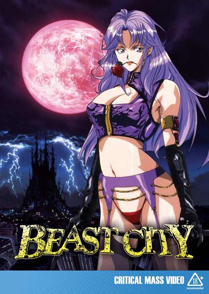 Beast City DVD