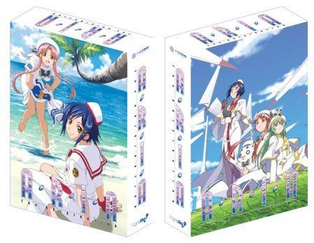 Aria The Origination (Season 3) + Arietta OVA DVD