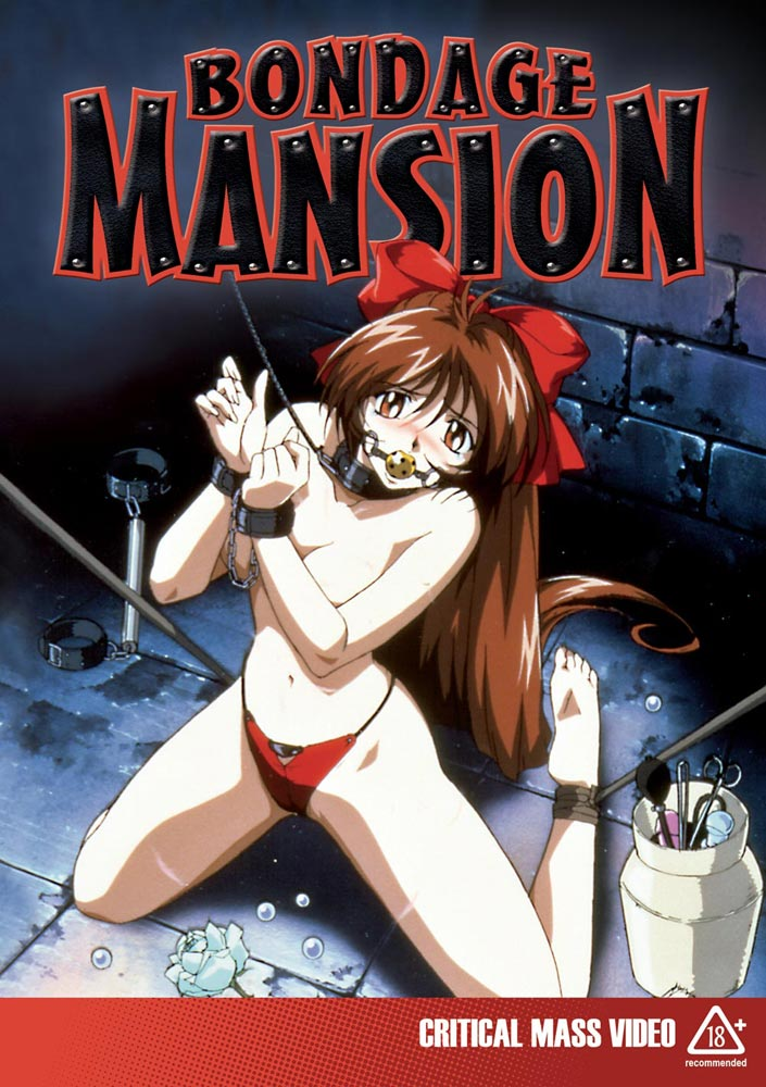 Bondage mansion anime