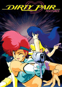 Dirty Pair Features DVD