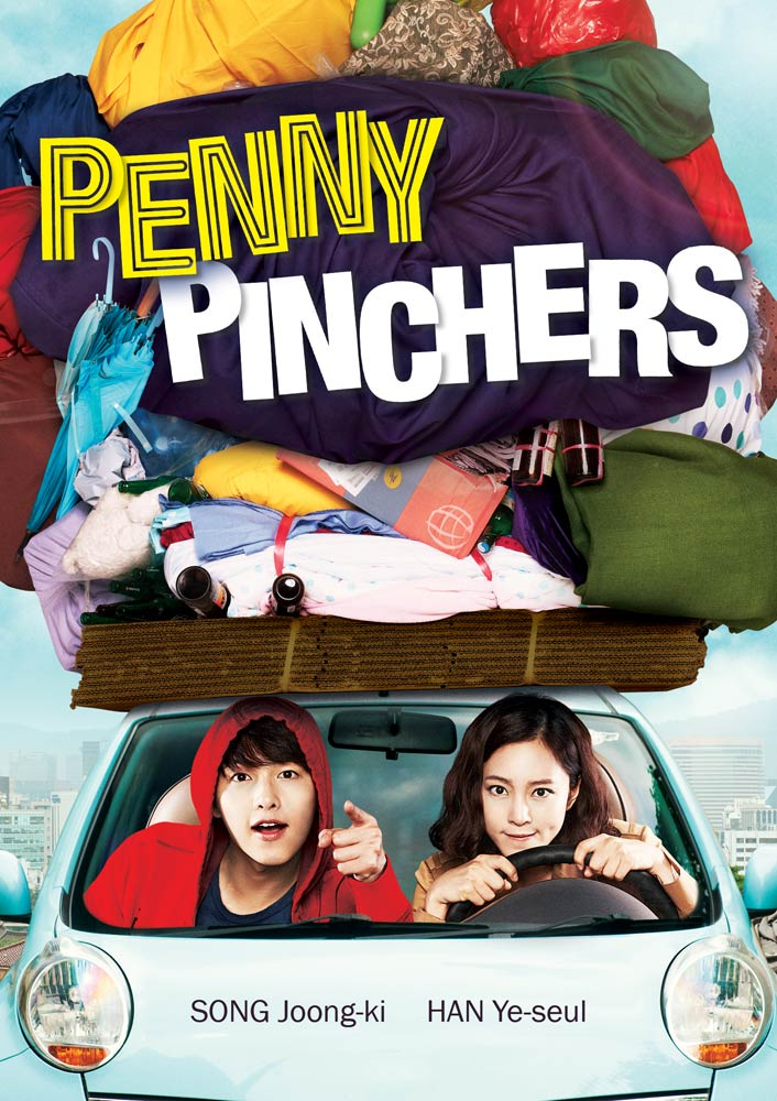 Penny Pinchers DVD LiveAction