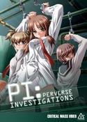 Perverse Investigations DVD