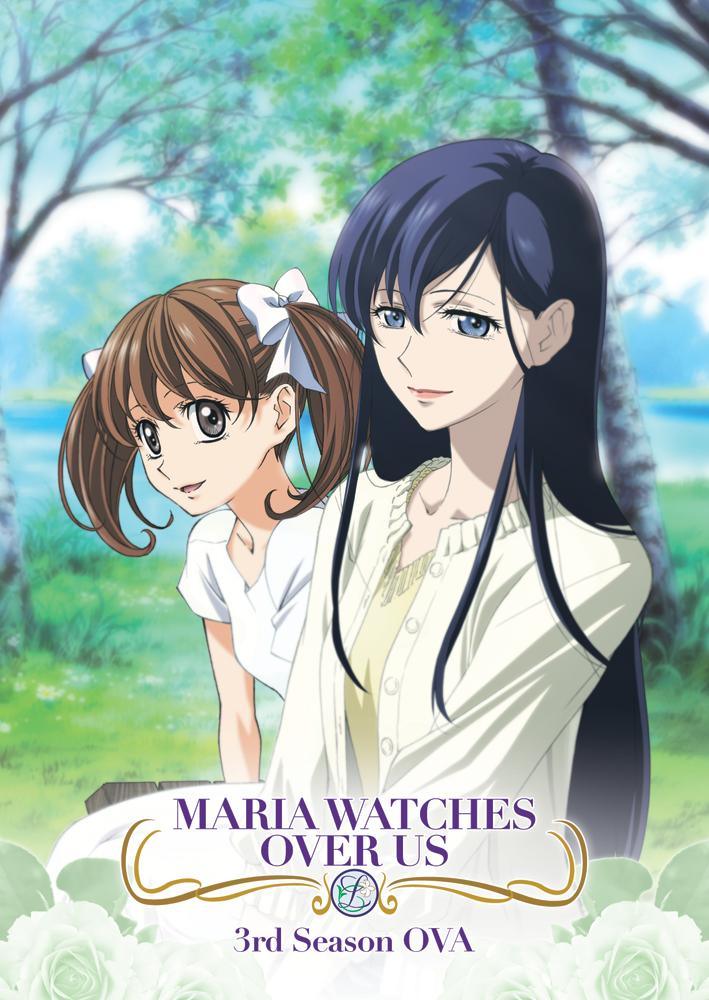 Maria Watches Over Us Season 3 DVD Litebox