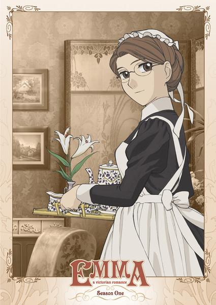 Emma A Victorian Romance Season 1 DVD Litebox