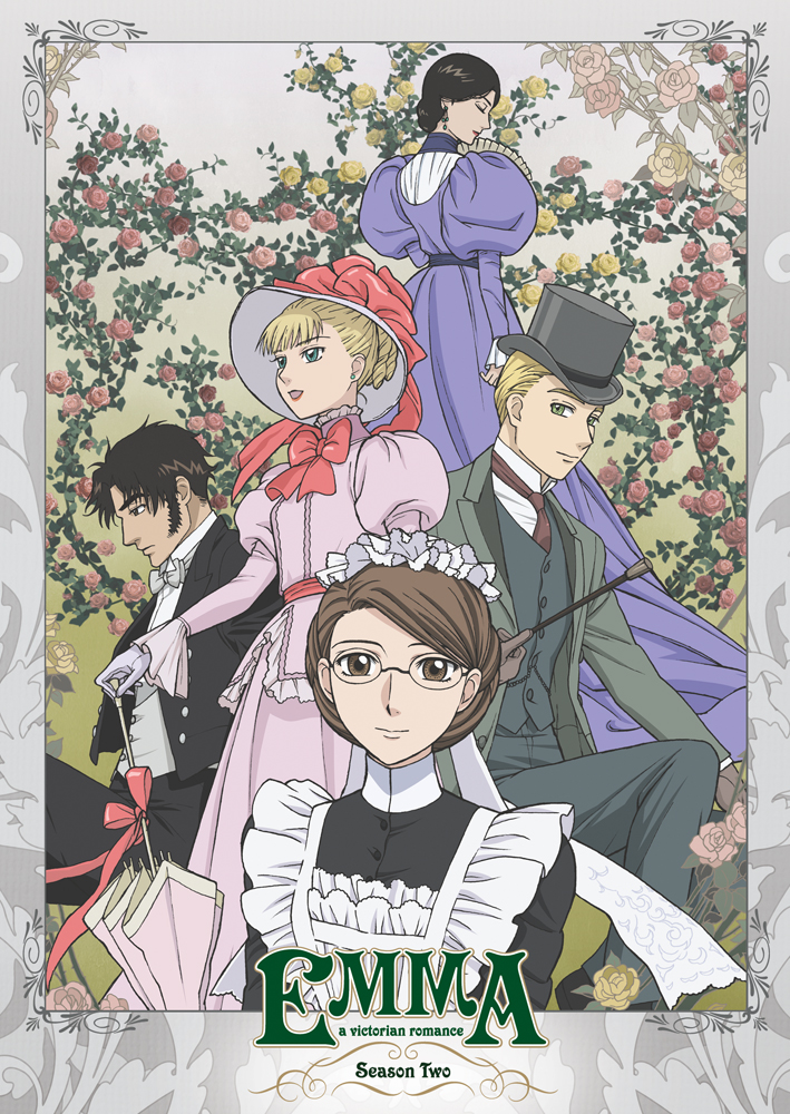 Emma A Victorian Romance Season 2 DVD Litebox