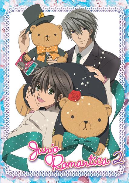 Junjo Romantica Season 2 DVD