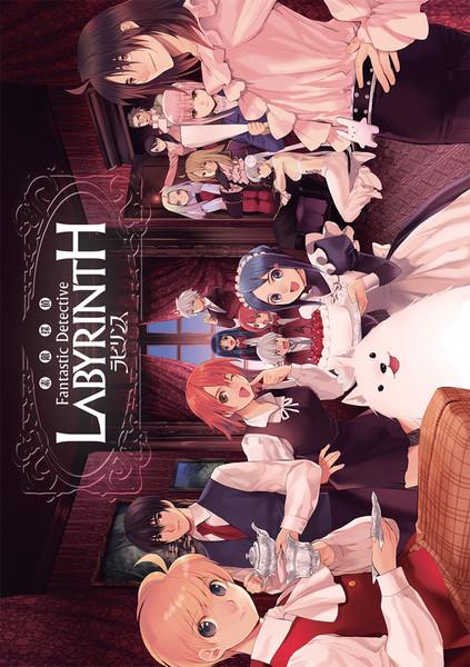 Fantastic Detective Labyrinth DVD