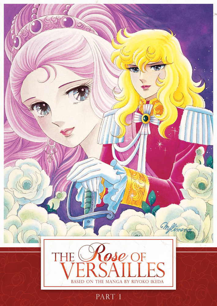 The Rose of Versailles Part 1 DVD Litebox