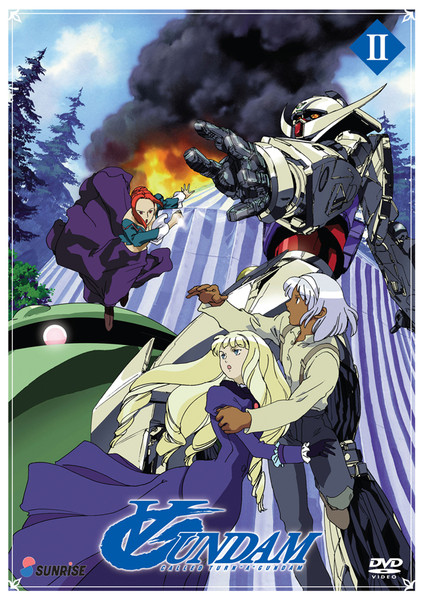 Turn A Gundam Part 2 DVD