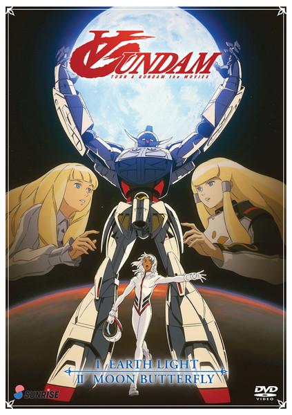 Turn A Gundam Movies Collection DVD
