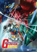 Mobile Suit Gundam Part 1 DVD