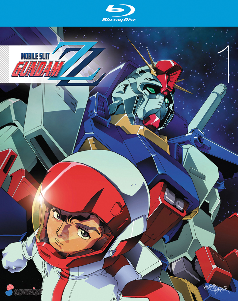 Mobile Suit Gundam ZZ Collection 1 Blu-ray 742617160424