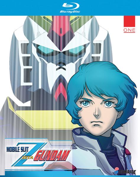 Mobile Suit Zeta Gundam Collection 1 Blu-ray