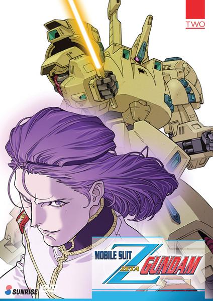 Mobile Suit Zeta Gundam Collection 2 DVD