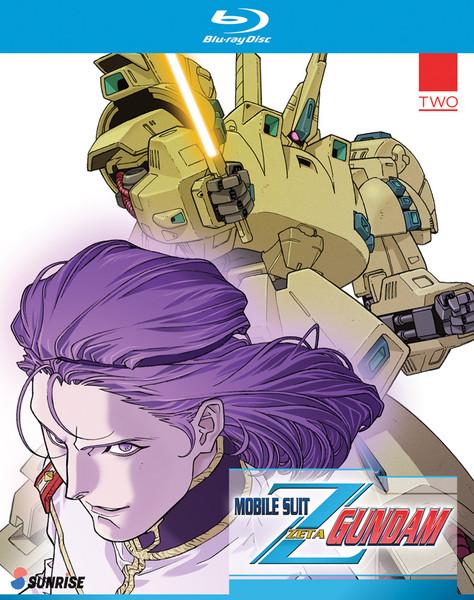 Mobile Suit Zeta Gundam Collection 2 Blu-ray