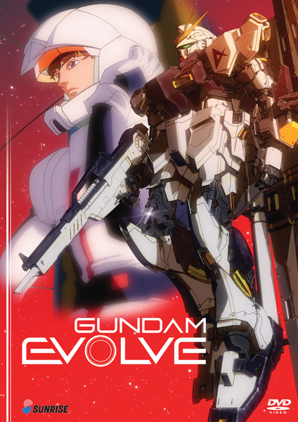 Gundam Evolve DVD