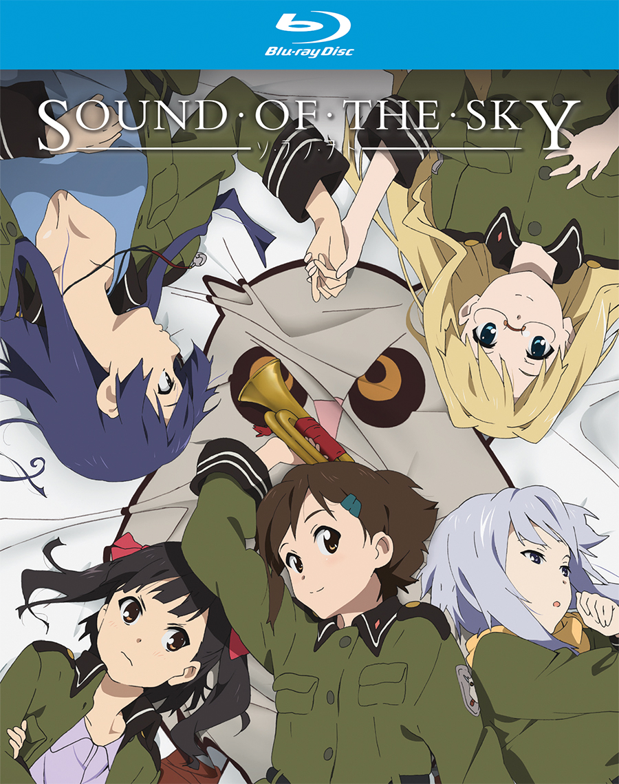 Sound of the Sky Blu-Ray 742617170829