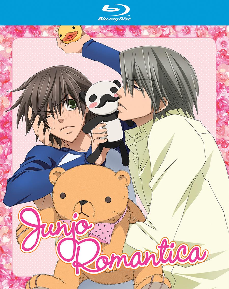 Junjo Romantica Season 1 Blu-ray 742617171024