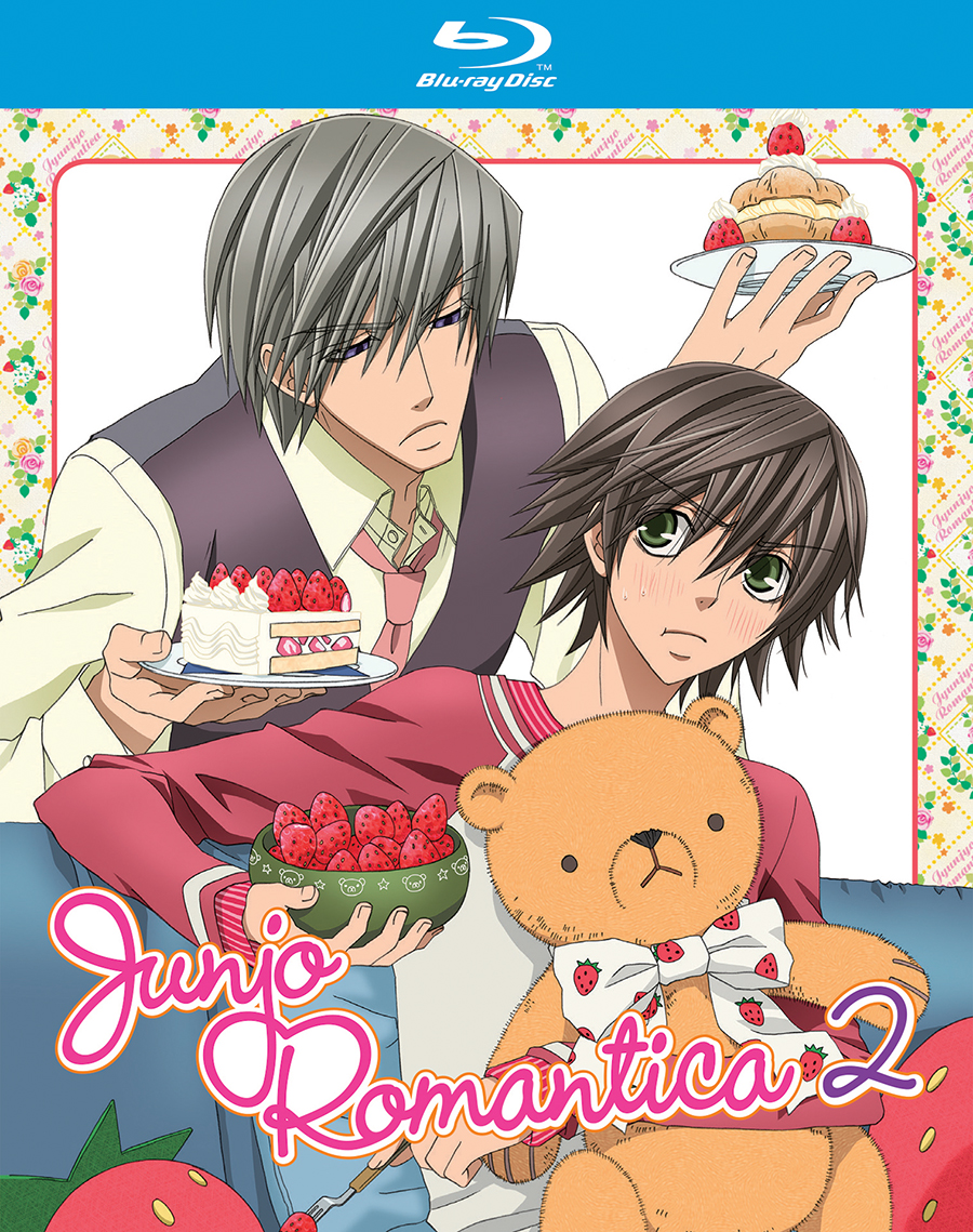 Junjo Romantica Season 2 Blu-ray 742617171222