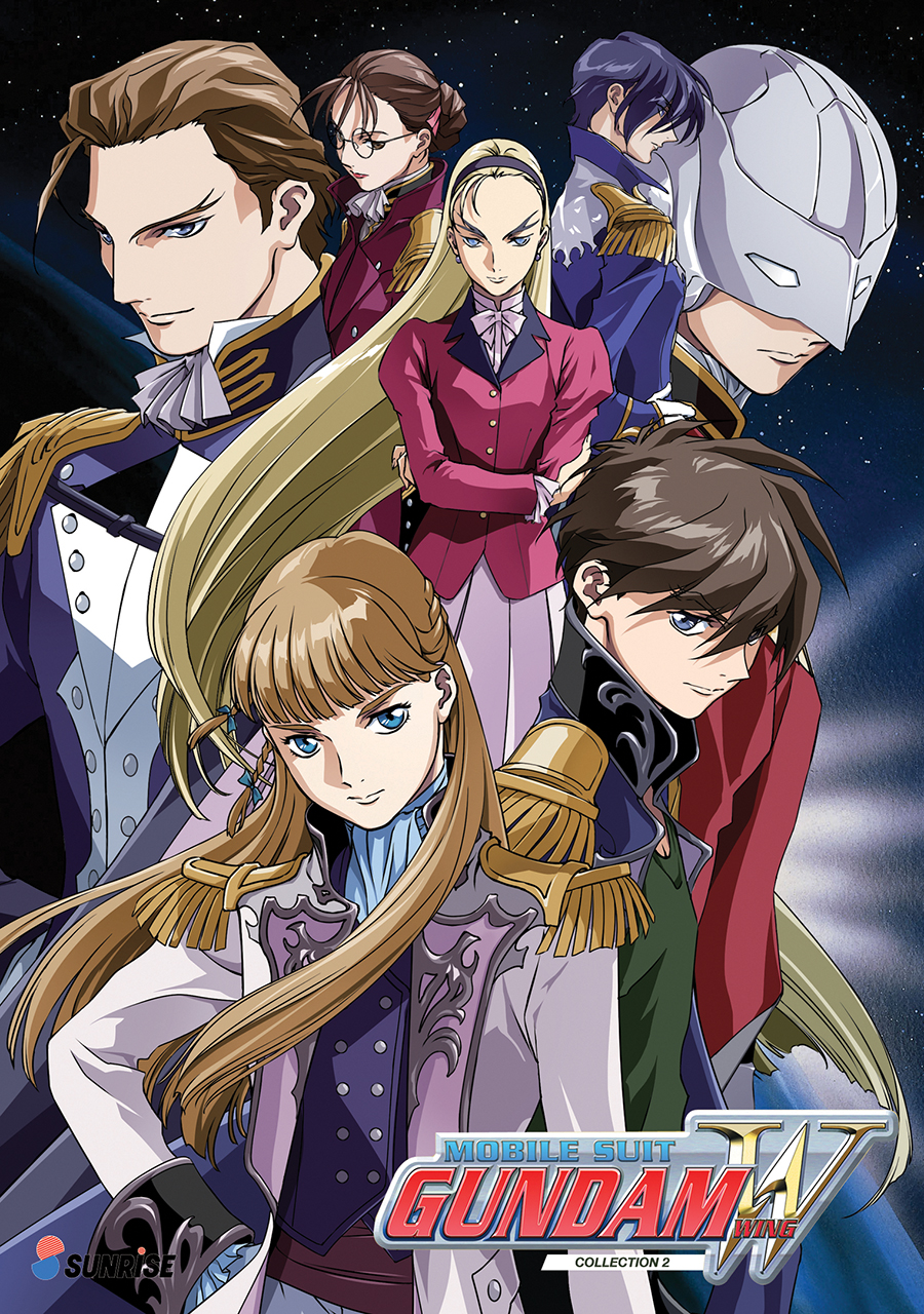 Mobile Suit Gundam Wing Collection 2 DVD