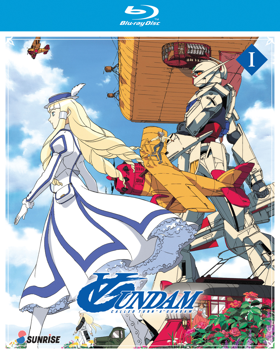 Turn A Gundam Collection 1 Blu-ray 742617177828