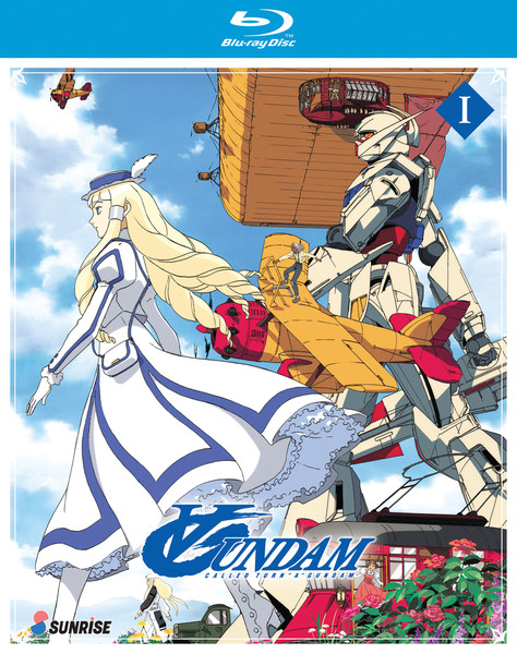 Turn A Gundam Collection 1 Blu-ray