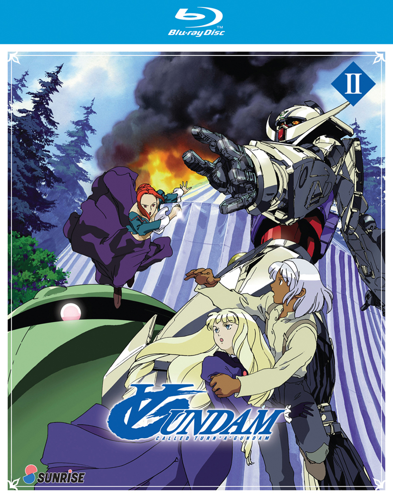 Turn A Gundam Collection 2 Blu-ray 742617178023