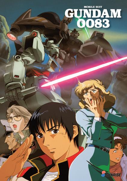 Mobile Suit Gundam 0083 DVD