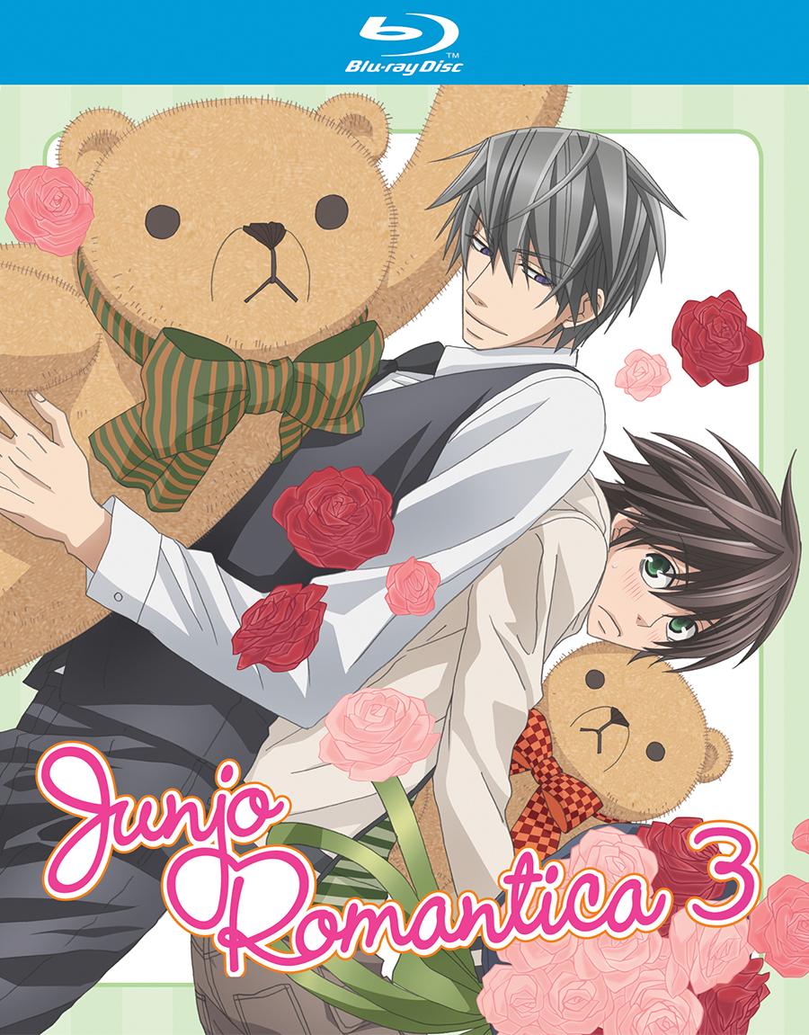 Junjo Romantica Season 3 Blu-ray 742617181429