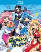 Galaxy Angel Z Blu-ray