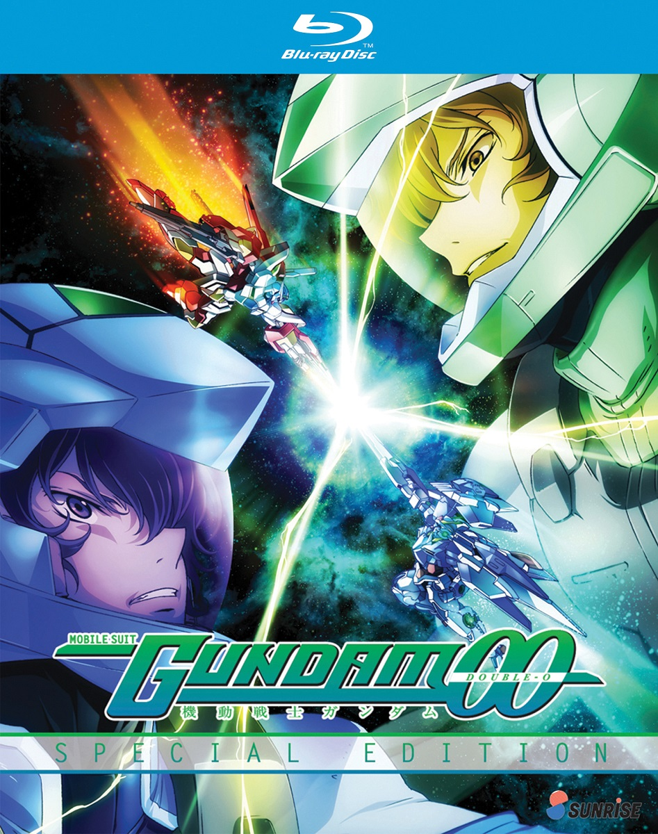 Mobile Suit Gundam 00 Special Edition OVA Blu-ray 742617184826