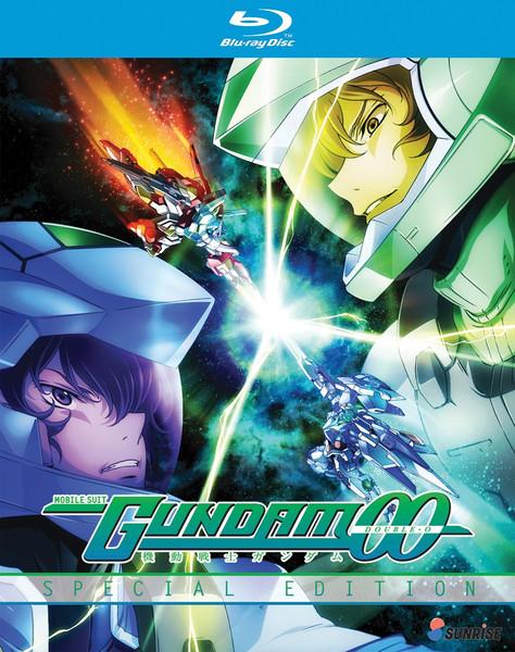 Mobile Suit Gundam 00 Special Edition OVA Blu-ray