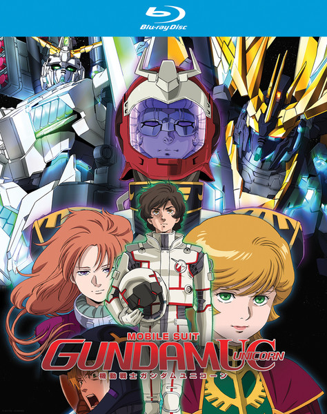 Mobile Suit Gundam UC (Unicorn) Blu-ray Collection