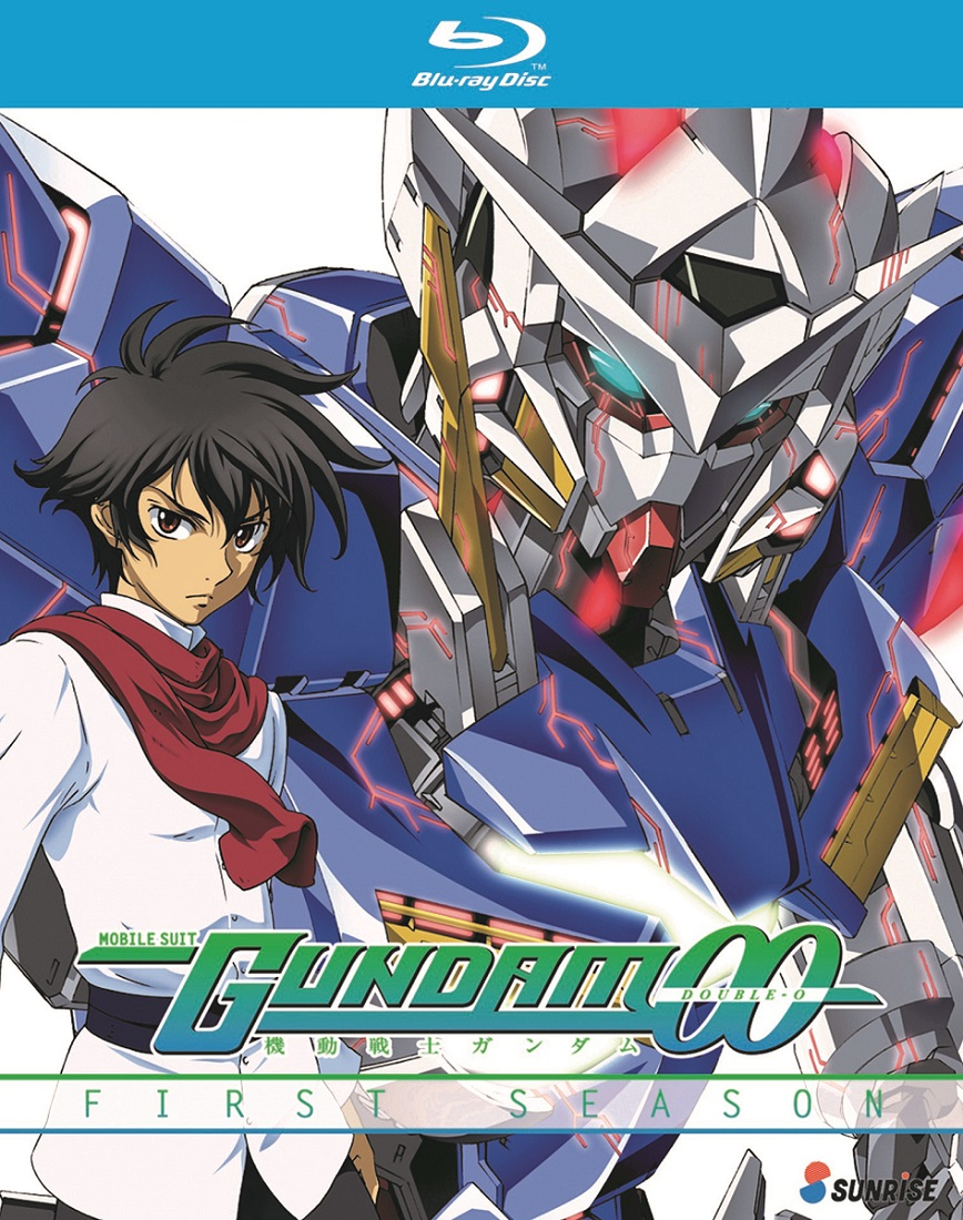 Mobile Suit Gundam 00 Collection 1 Blu-ray 742617187025