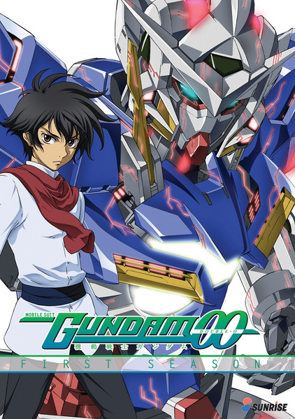 Mobile Suit Gundam 00 Collection 1 DVD