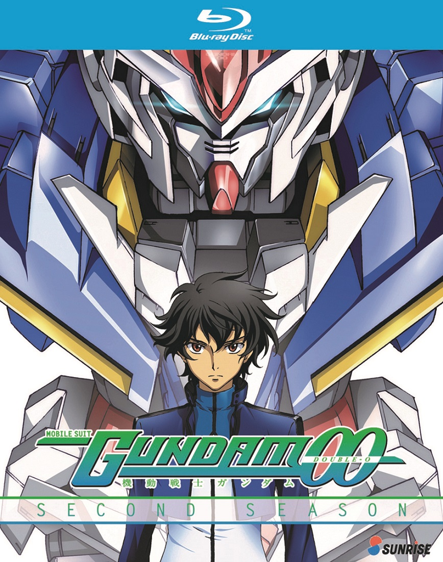 Mobile Suit Gundam 00 Collection 2 Blu-ray 742617187421