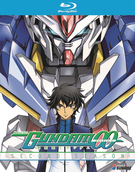 Mobile Suit Gundam 00 Collection 2 Blu-ray