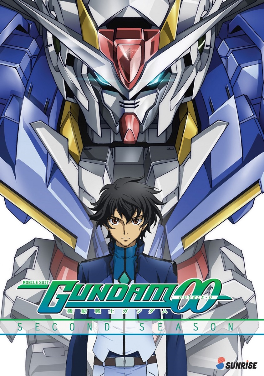 Mobile Suit Gundam 00 Collection 2 DVD 742617187629