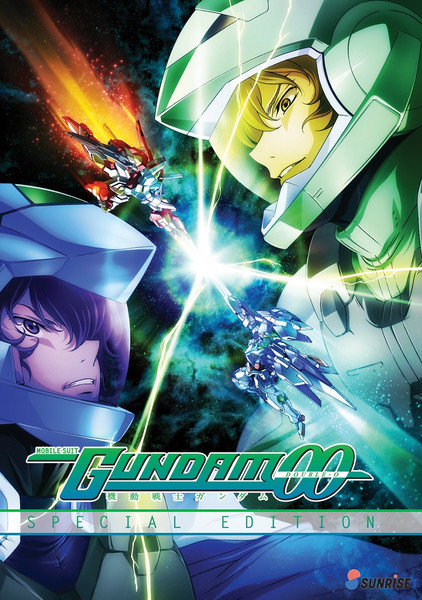 Mobile Suit Gundam 00 Special Edition OVA DVD